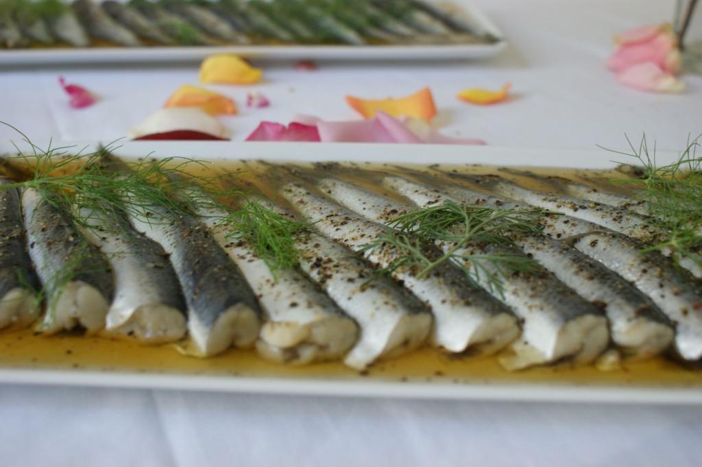 Fisch, übers Jahr aufbewahrt ...